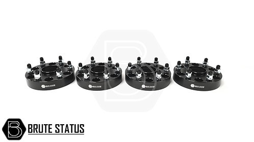 35mm Hubcentric Wheel Spacers 6x139.7 set of 4