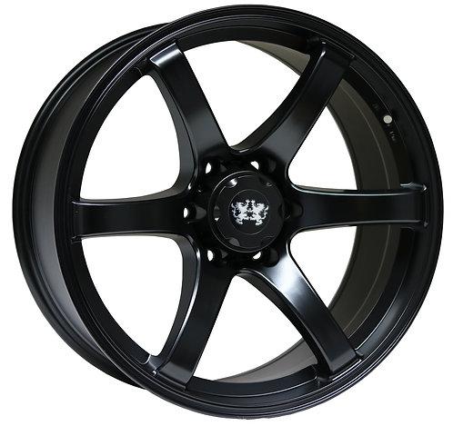 """Wolfrace LH1 20"""" Alloy Wheels"""