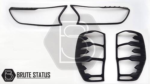 Ford Ranger 2015-18 Head Light & Tail Light Package