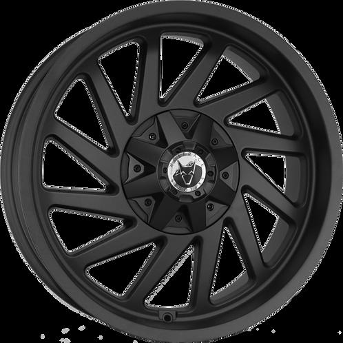 "Wolfrace Wildtrek Matt Black 20"" Alloy Wheels"