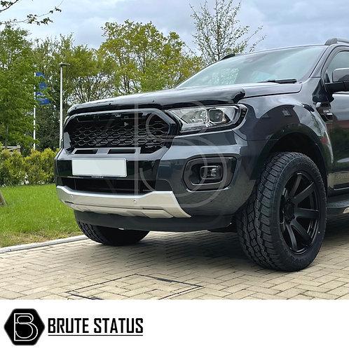 Ford Ranger 2019+ Gloss Black Grille (Wildtrak Only)