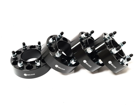 The Best Hubcentric wheel spacers for pickup trucks