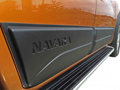 Nissan Navara 2015+ Body Cladding