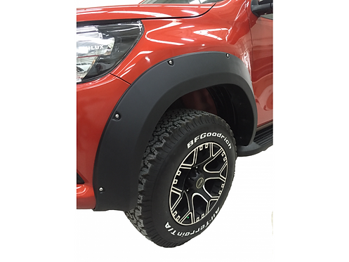 Toyota Hilux Wide Arch Kit (Fender Flares)