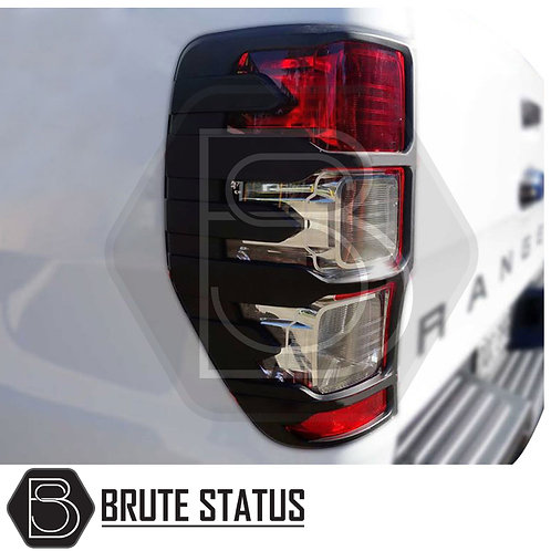 Ford Ranger 2012+ Tail Light Covers Raptor Style