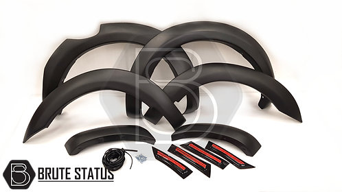 Ford Ranger 2011-15 Wide Arch Kit - Smooth Style