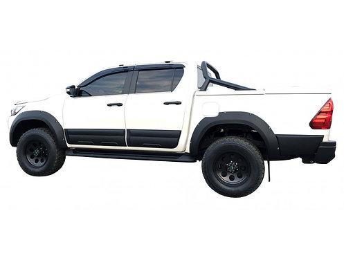 Toyota Hilux Body Cladding Body Cladding