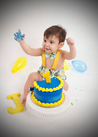 1st Smash Birthday