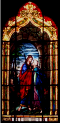 christ bidding farewell to his mother.pn