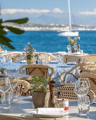 Restaurant La Guérite Cannes