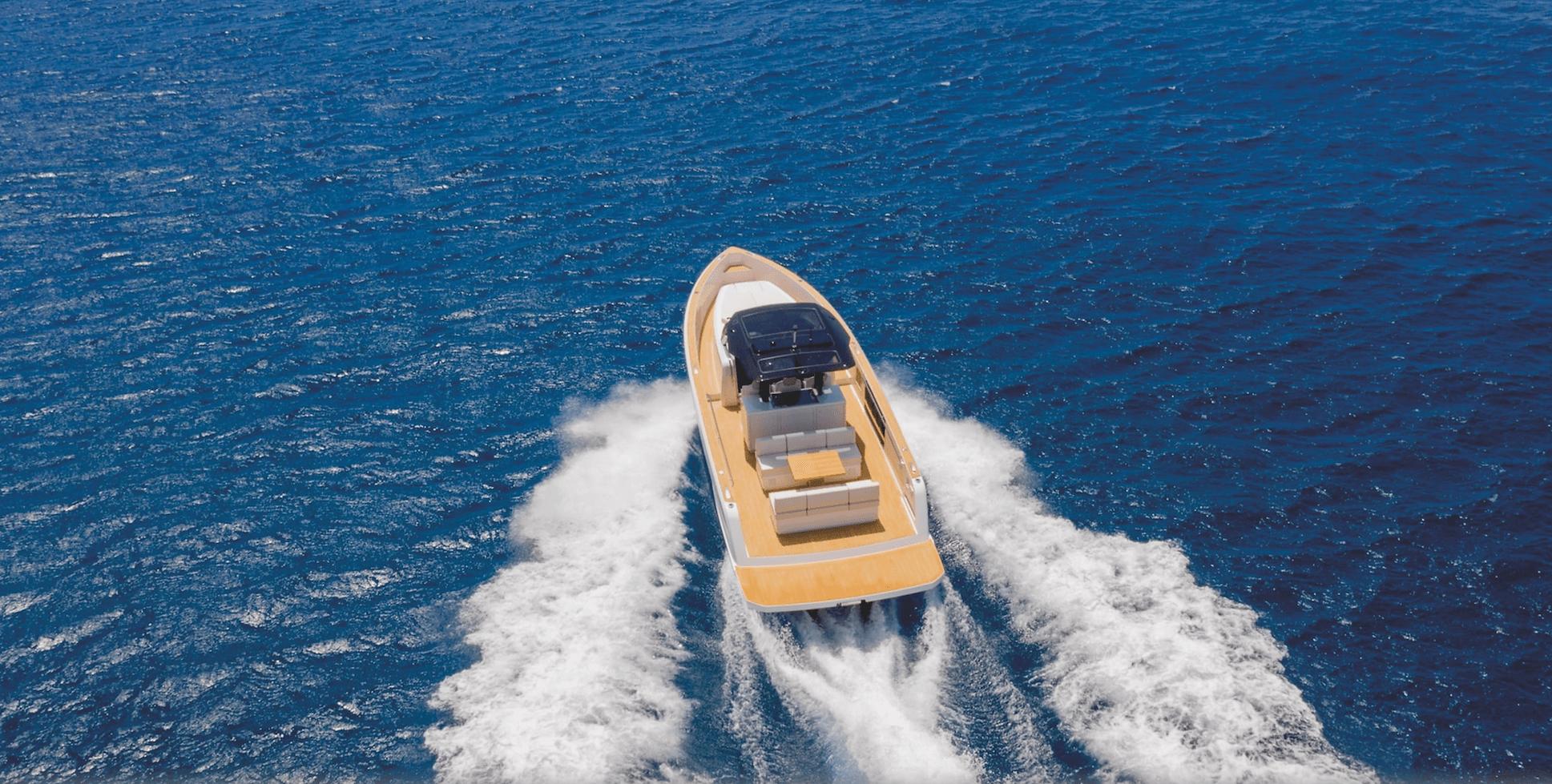 Pardo Yacht 38 à louer avec skipper à Cannes
