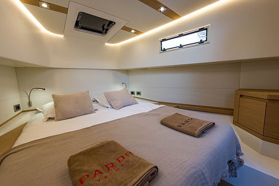 cabine Pardo 38