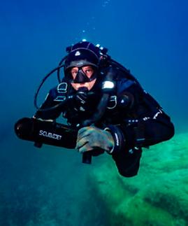 Scubajet scooter sous-marin