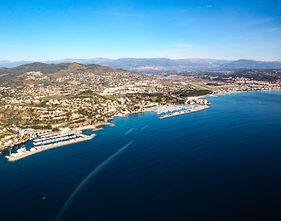 Mandelieu _ Ports de la Rague et La Napo