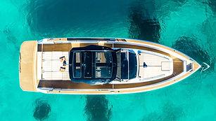 Bateau à louer à Cannes avec skipper