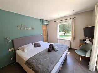 Chambre Villa Timautine