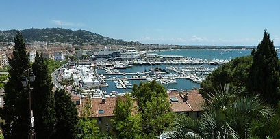 Old Port in Cannes