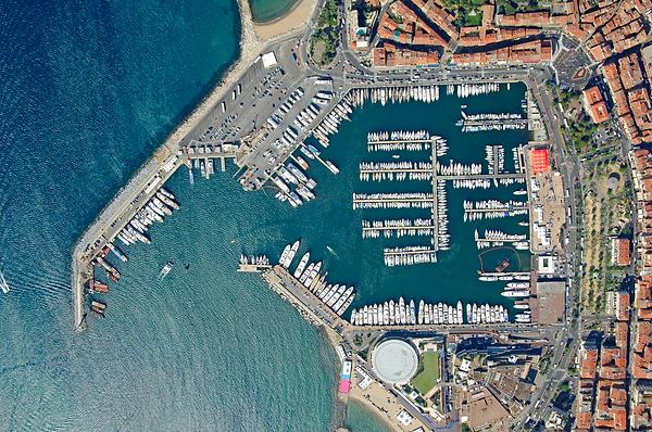 Location bateau Cannes Vieux-Port