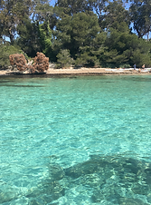 Pranzo alle Isole Lérins