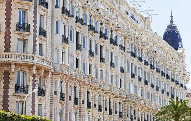 Hotel Carlton in Cannes