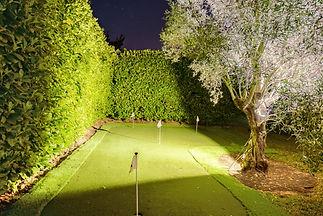 Villa Timautine Cannes golf a