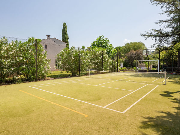 Tennis Villa Timautine Cannes