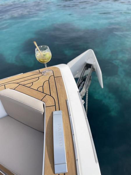 Cocktails entre les îles de Lérins | Can
