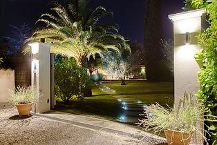 Jardin Villa Timautine Cannes