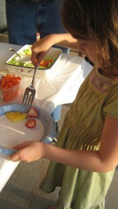 Nutrition and Self Defense