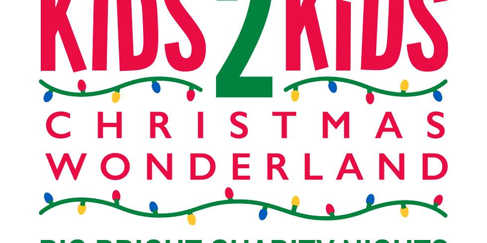 Kapco's Big Bright Charity Nights! December 9 or 16!