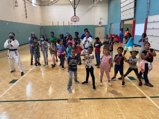 J.K. Lee City Youth Martial Arts Outreach Programs