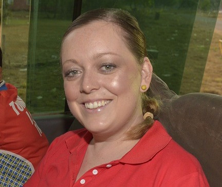 Courtney Brown - Director of Finance (currently on maternity leave)