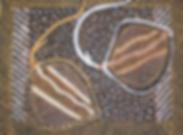 Wally Kerinauia | Stingrays | 600 x 500mm | $330