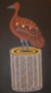 Jock Puautjimi | 700 x 450mm | $1,650