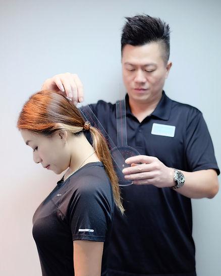 測試身體痛症的専業評估項目
