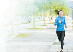 停止運動人易累, 保持鍛煉益身心, 打破環境限制, 增肌強肺!!!