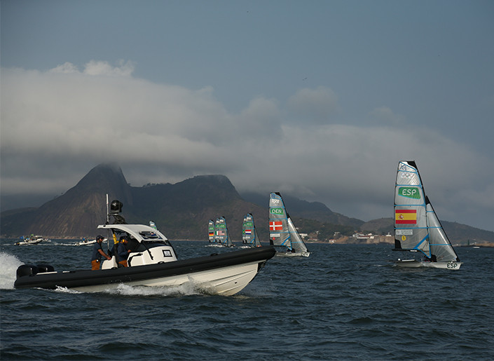 Olympic sailors, and fans, deserve better