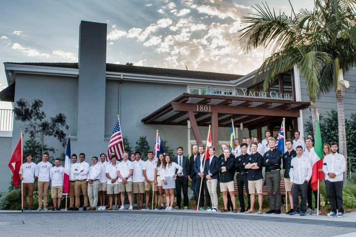Youth Worlds Match Racing Championship: Epic opening ceremony
