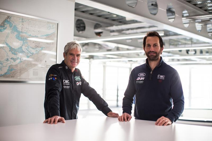 AC36: Bob Fisher on the 're-booted' Ben Ainslie British Cup campaign