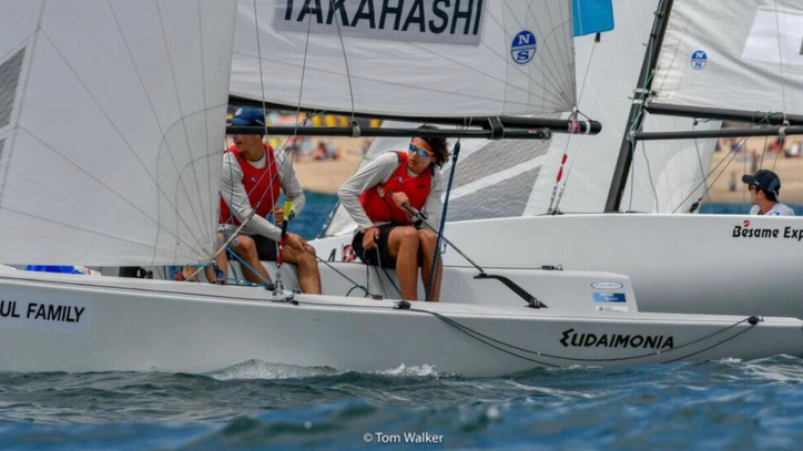GovCup: Harry Price (AUS) and Leonard Takahashi (NZL) tied for GovCup lead on 7-1 after Day 1; defen