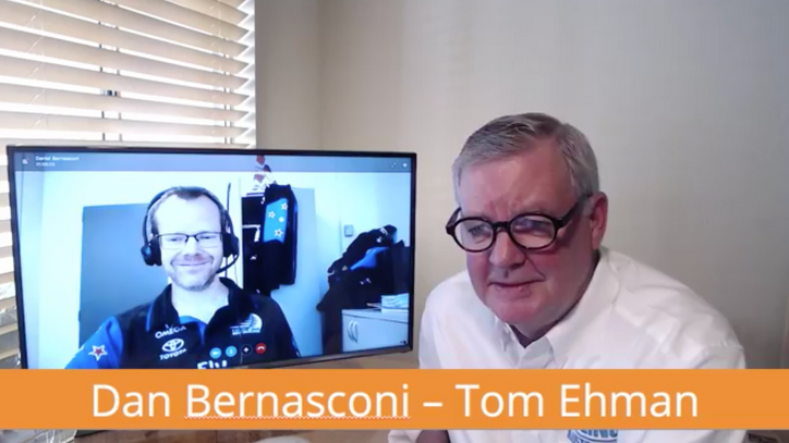 Tuesdays with TFE: Watch a replay of today's lively and enlightening netcast with ETNZ Technical