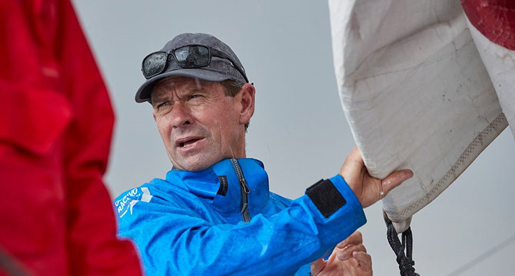 Daily Digest: Brad Jackson (NZL) is the new AkzoNobel skipper, succeeding the sacked Simeon Tienpont