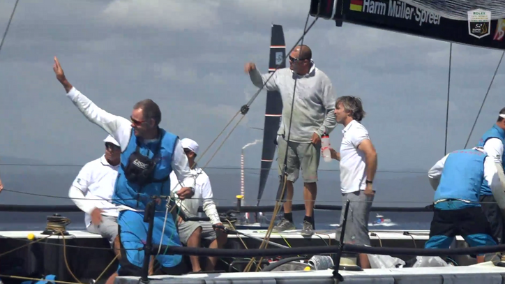 Rolex TP52 Worlds: PLATOON (GER) wins after drubbing QUANTUM (USA) in the final race