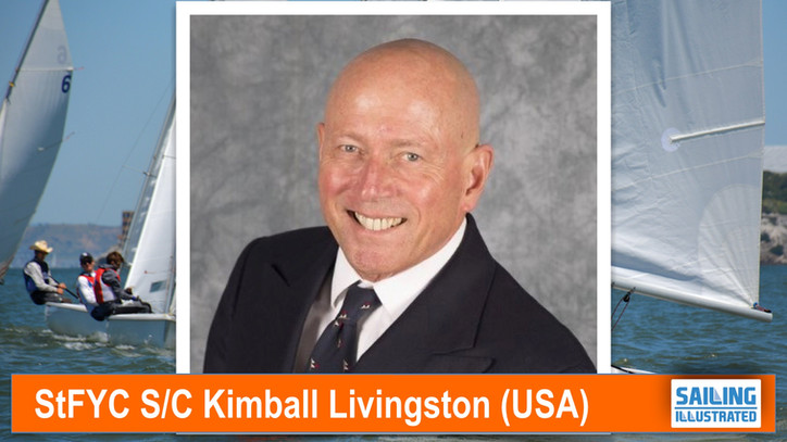 TFE LIVE: Kimball Livingston (USA), celebrated author and junior sailing expert, is our guest today