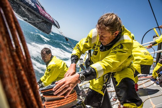 VOR: Team Brunel adding reinforcements in Burling (NZL) and Lush (GBR) ahead of next real leg, from