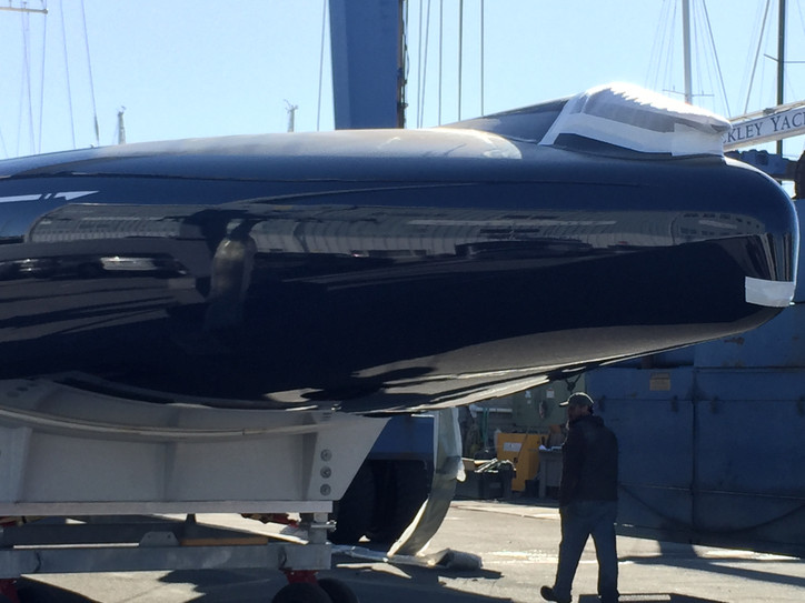 AC36: NYYC American Magic done sailing in Newport, RI for 2019; packing up DEFIANT and heading for t