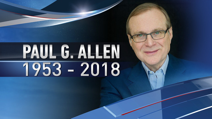 RIP: Paul Allen (USA), Microsoft co-founder and philanthropist, who quietly rescued Seattle YC's