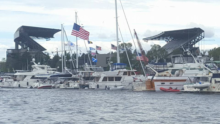 Saturday in Seattle: Opening Day of the yachting season