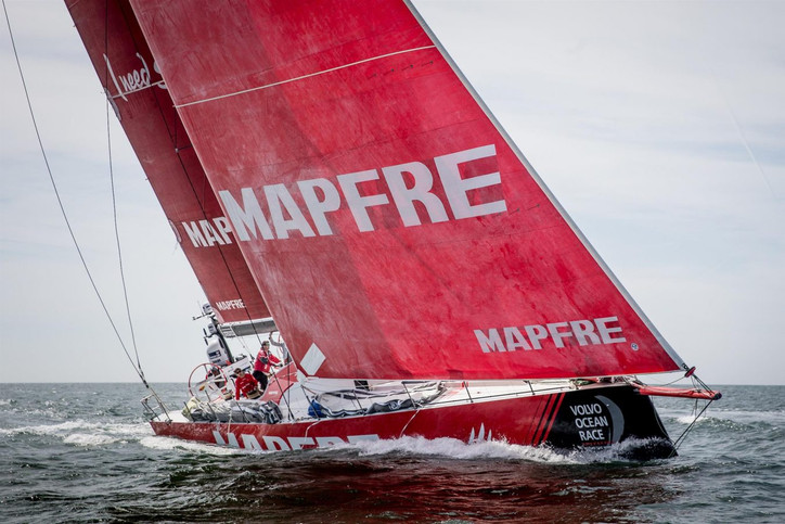 Volvo Ocean Race: North Sails introduces new 'J0' sail to fill gap between Code Zero and J1