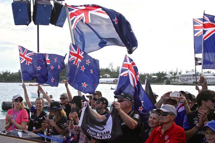 AC35: What really counts among America's Cup fans
